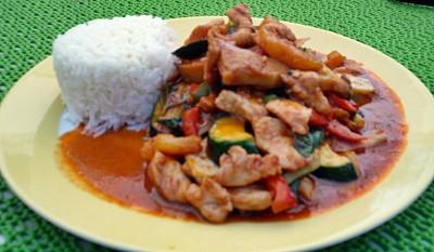 thai thai' auf föhr ? sacre e profane foodblog - Thailändische Küche Rezepte