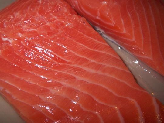Braten Wir Uns Einen Lachs Sacre E Profane Foodblog