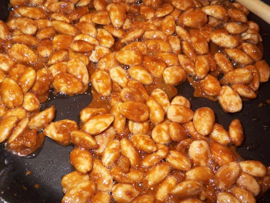 Hot Libanesische Mandeln Sacre E Profane Foodblog