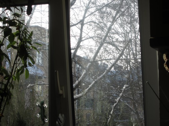Winter-Wetter da draußen: wir lesen!