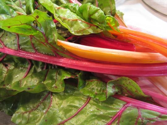 mangold penne und tomaten gurken salat mit viel petersilie sacre e profane foodblog. Black Bedroom Furniture Sets. Home Design Ideas