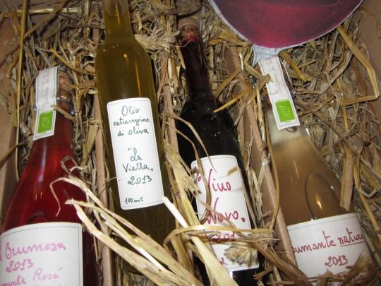 Wunderhübsche Freuden aus der Toskana: La Vialla hat mal richtig was eingepackt:-)