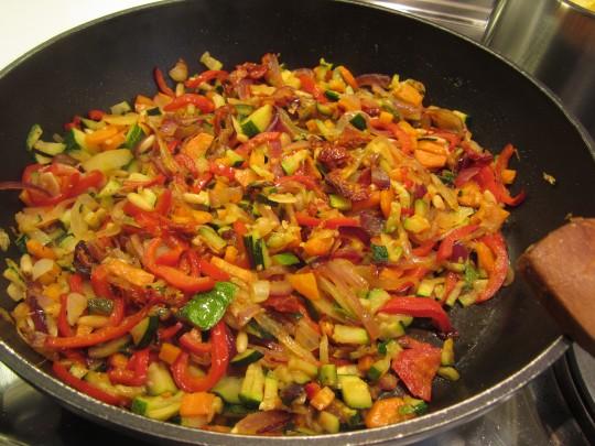 Cous Cous Gemüse: Sie haben freie Auswahl!