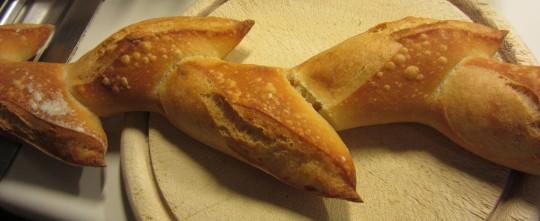 Französisches Brot von Dompierre: Scare-e-Profane sagt: Top!