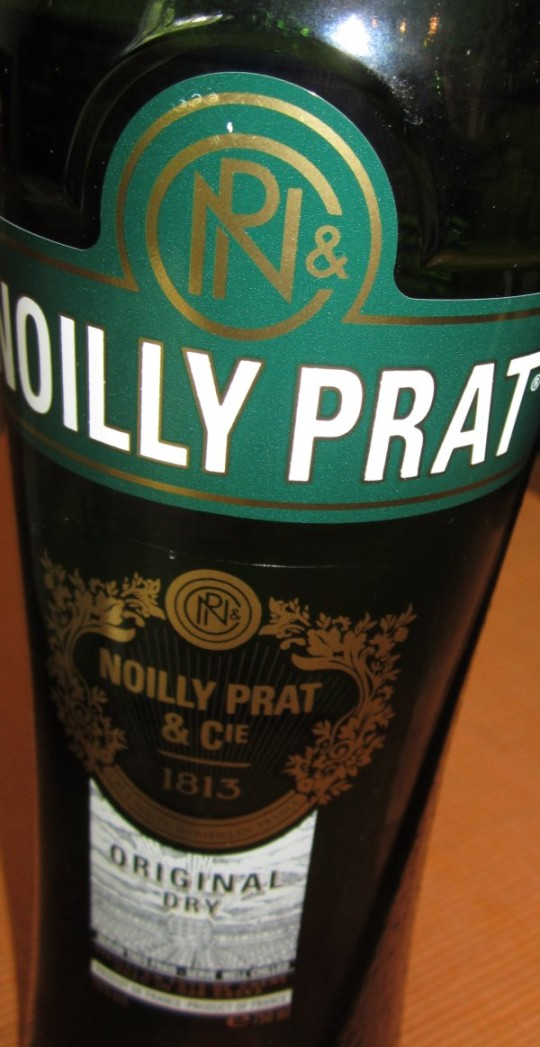 Gönnen Sie sich ein Fläschen Noilly Prat! Ihre Saußen werden sich dafür bedanken.