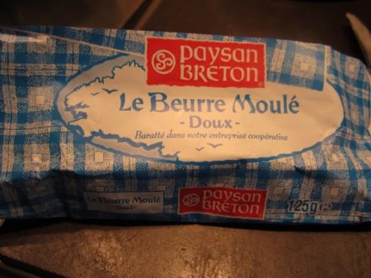Produktempfehlung: die Franzosen machen eine schöne Butter.