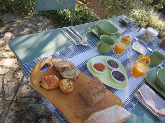 Gutes Frühstück....